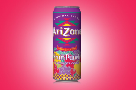 Arizona Fruit Punch 23oz Big Can (US)